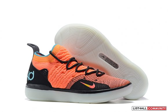 Nike Kevin Durant basketball shoes on www.kd11zoom.com