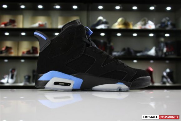 CHEAP NIKE AIR JORDAN 6 BASKETBALL SHOE FOR SALE WWW.jordansolecollect