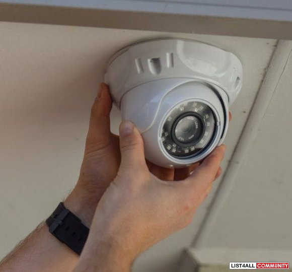 Security Systems Melbourne - The CCTV People