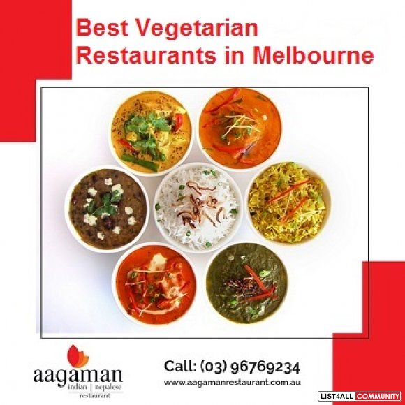 Try out the Classic Dishes from One of the Best Vegetarian Restaurants
