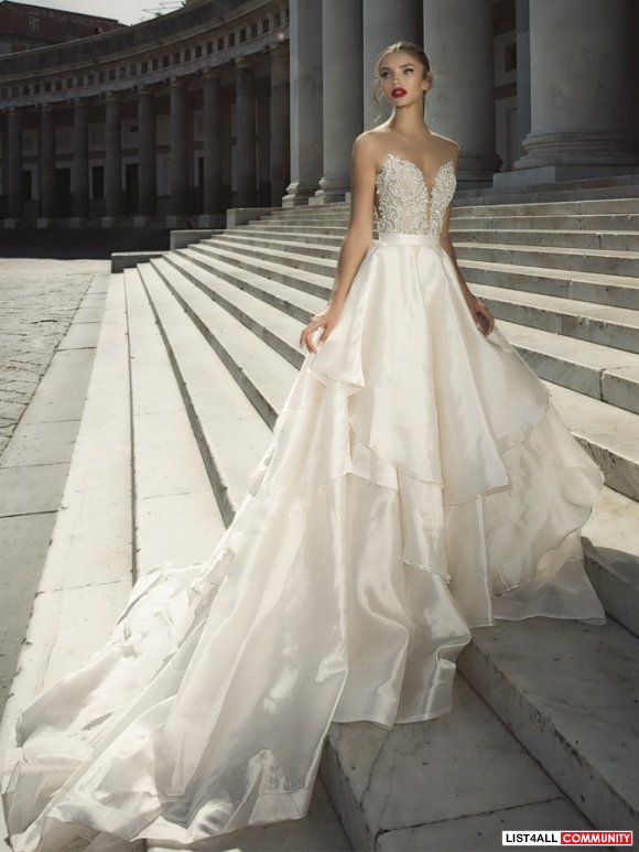 Discover Stunning Collection of Wedding Dresses in London