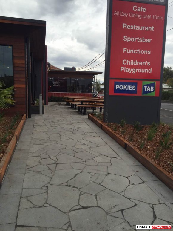Impress your visitors with our designer pavers in Melbourne