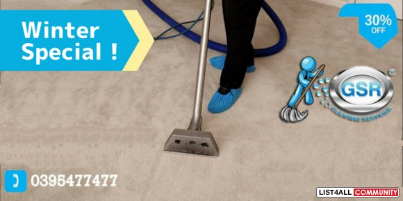 Comprehensive Carpet Cleaning Services in Melbourne