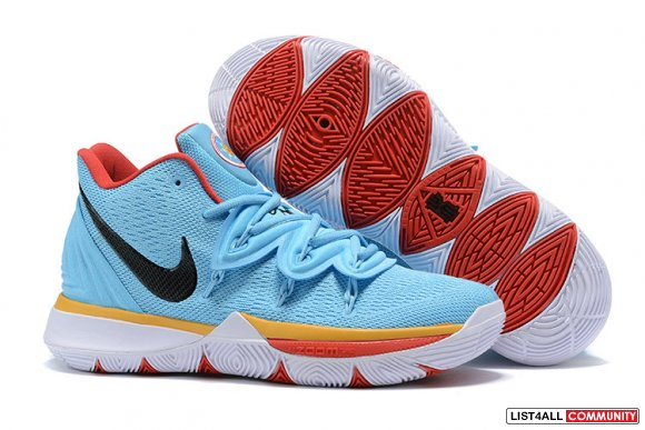 Cheap Wholesale Nike Kyrie 5 Irvings HoopForWholesale.com