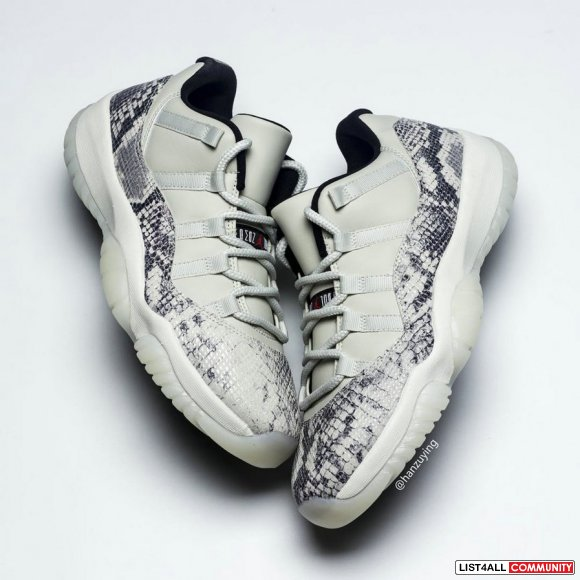 Cheap Wholesale Nike Air Jordan 11 Low HoopForWholesale.com