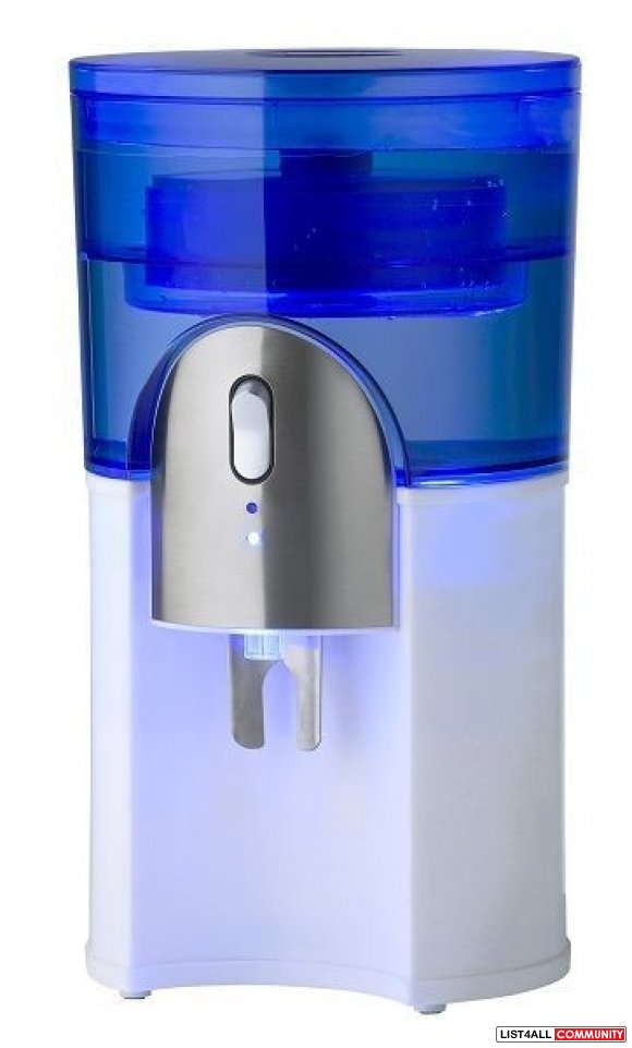 Time for a Chilled Glass of Water with Aquaport Water Cooler