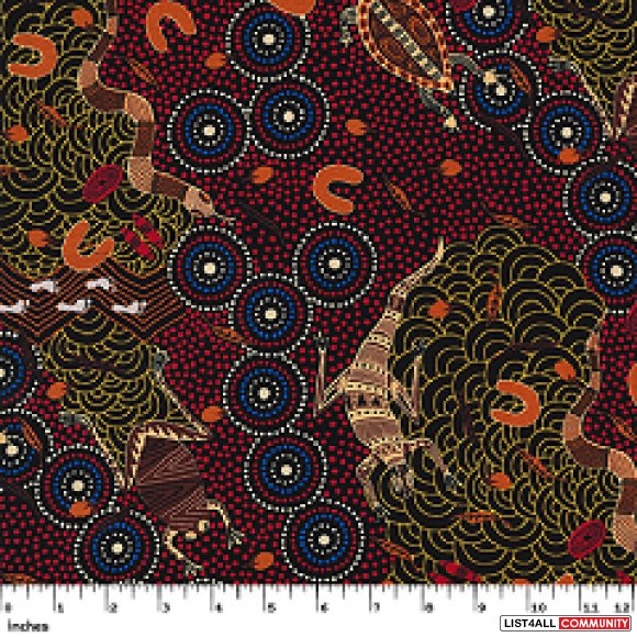 Attractive Range of Quilting Fabric in Australia