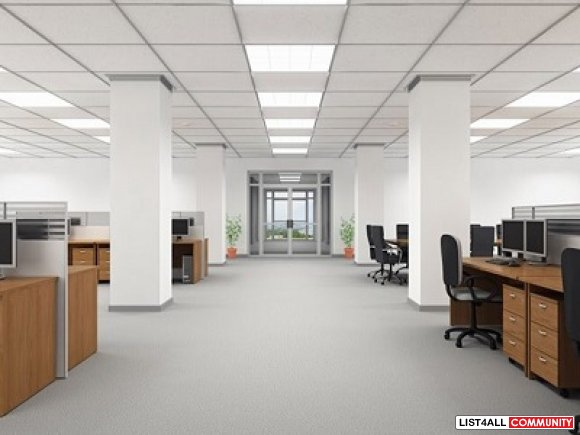 Enhance Productivity with Professional Office Cleaning Service
