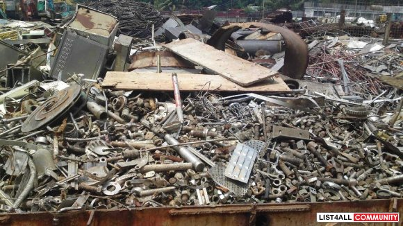 Competitive Prices for Scrap Metal in Melbourne