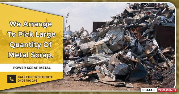 Contact Scrap Metal Dealers in Melbourne