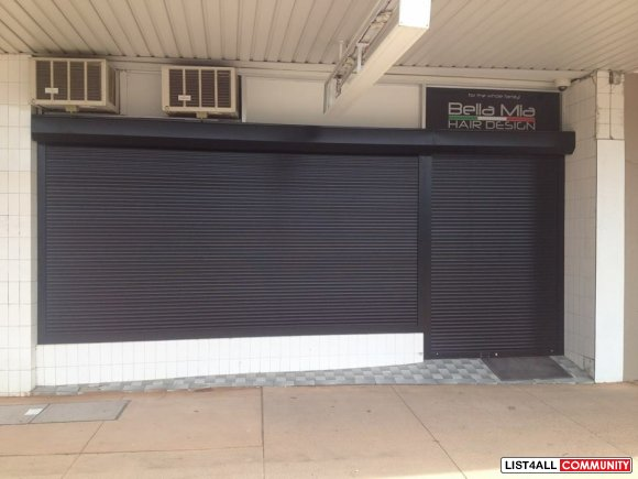 Are You Looking for Commercial Roller Shutters?