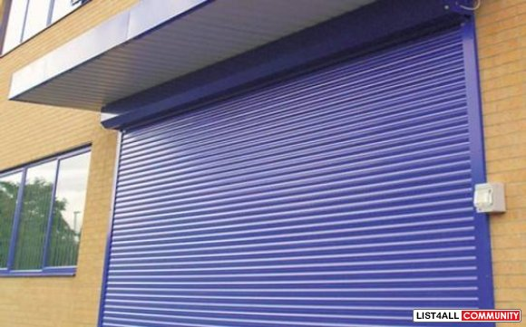 Looking for Commercial Roller Shutters
