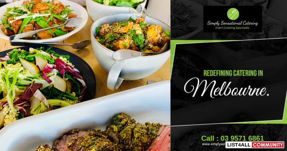Looking for a Catering Service in Melbourne?