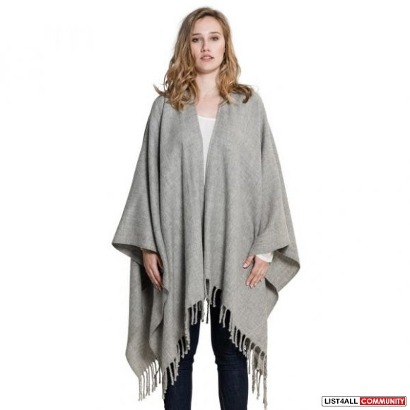 Want to Buy Poncho and Wrap Online? Visit Us