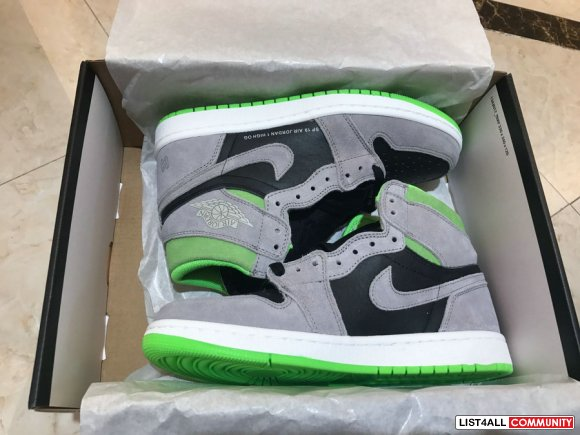 Where To Buy Wholesale Cheap Nike Air Jordan 1 WholesaleColorful.Com