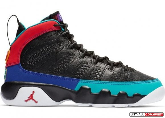 Where To Buy Wholesale Cheap Nike Air Jordan 9 WholesaleColorful.Com