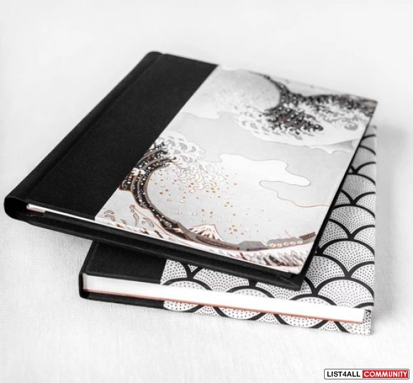Want to Gift Your Loved Ones a Personalised Journal? Get Handcrafted S