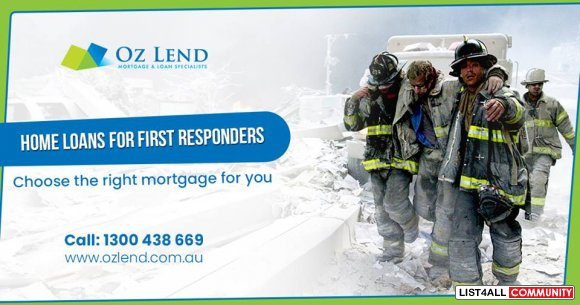 Certified and Trusted Team of Firefighters Loans Bentleigh