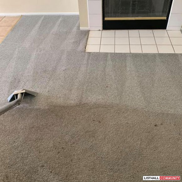 Steam Carpet Cleaning Hobart