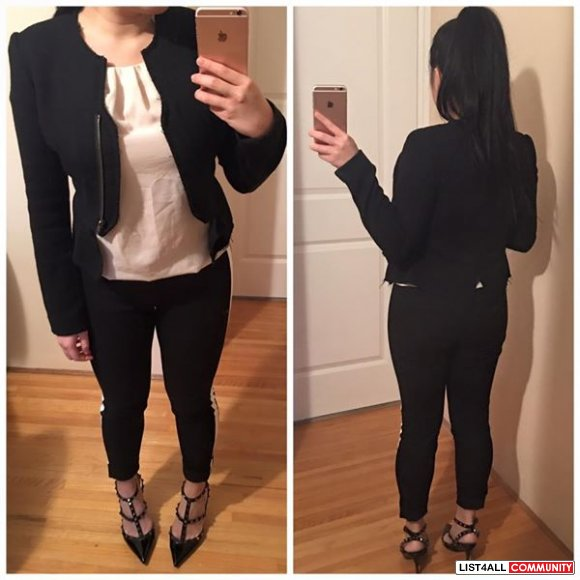 A Moveable Feast jacket (Aritzia)