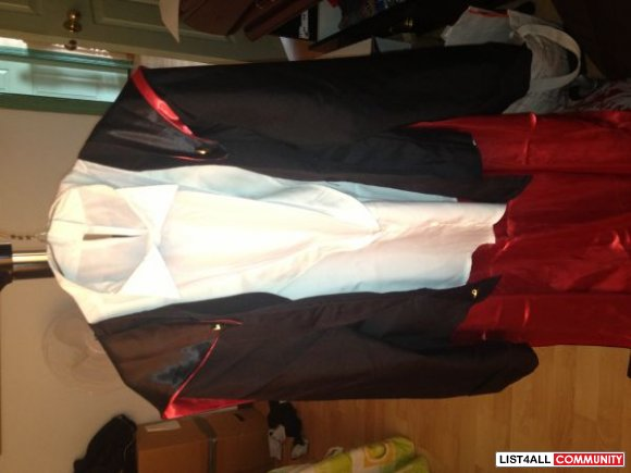 SAILORMOON AND TUXEDO MASK COSTUME