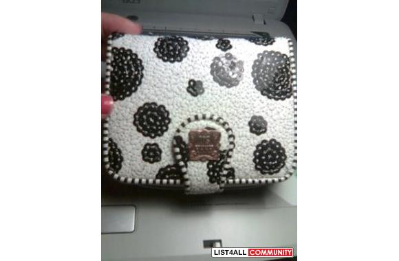 Brand new ANNA SUI WALLET