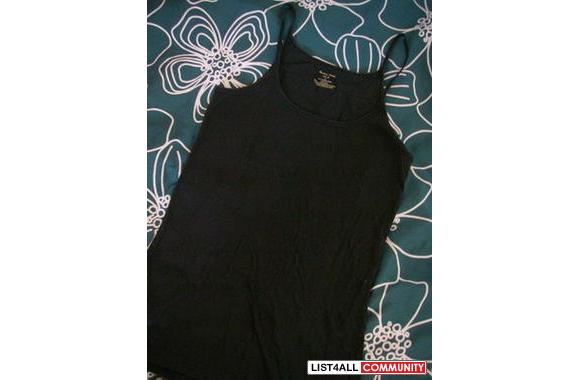 Old Navy Black Camisole