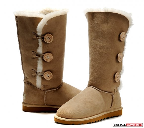 UGG BOOTS TRIPLET TALL