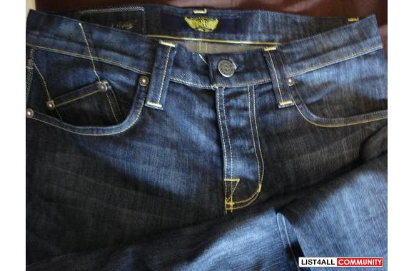 -new authentic rock and republic jeans