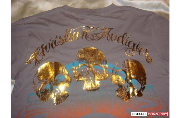Brand: Christian Audigier   Retail: $189 Our Price: SOLD OUT   _______