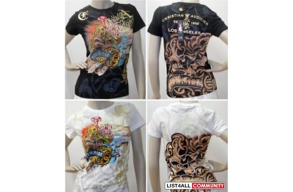 "Brand: Christian Audigier   ""Love K"