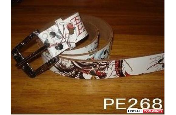 Brand: Ed Hardy Leather Belt