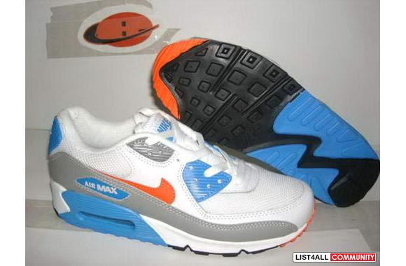 We offer a large selection of branded sports shoes, like Nike, Jordans