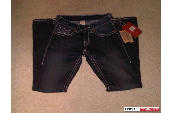 TRUE RELIGION RAINBOW JOEY Sz
