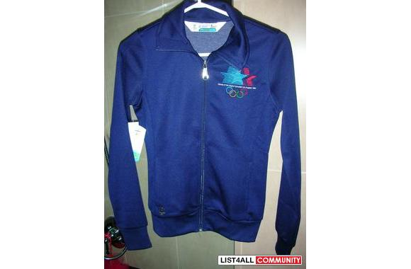 Brand New Authentic Olympic TNA zip up (tag still on!)