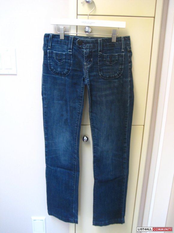 AE Straight 77 Jeans