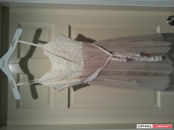 American Eagle Ballerina Dress