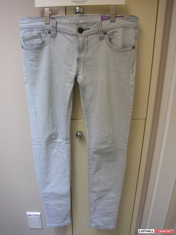 Roxy Pismo Super Skinny Fit Jeans