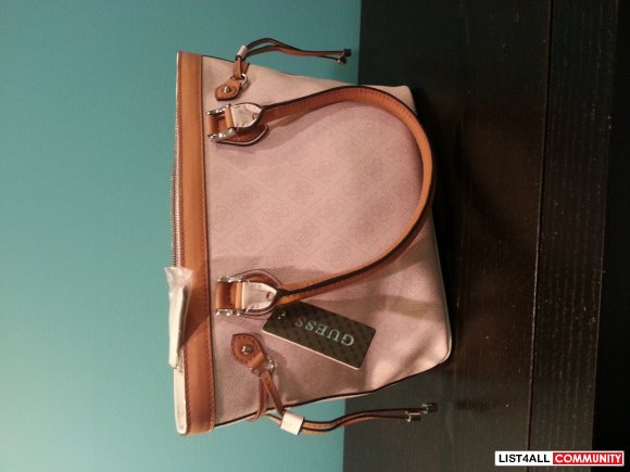 Guess Scandal Carryall Bag
