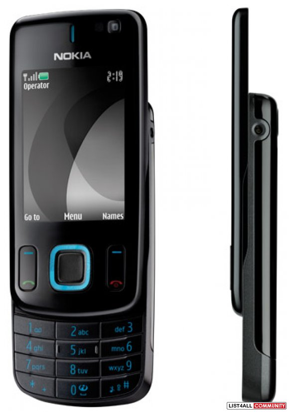 Nokia 6600S-1C Chat-r, Rogers or Fido Phone