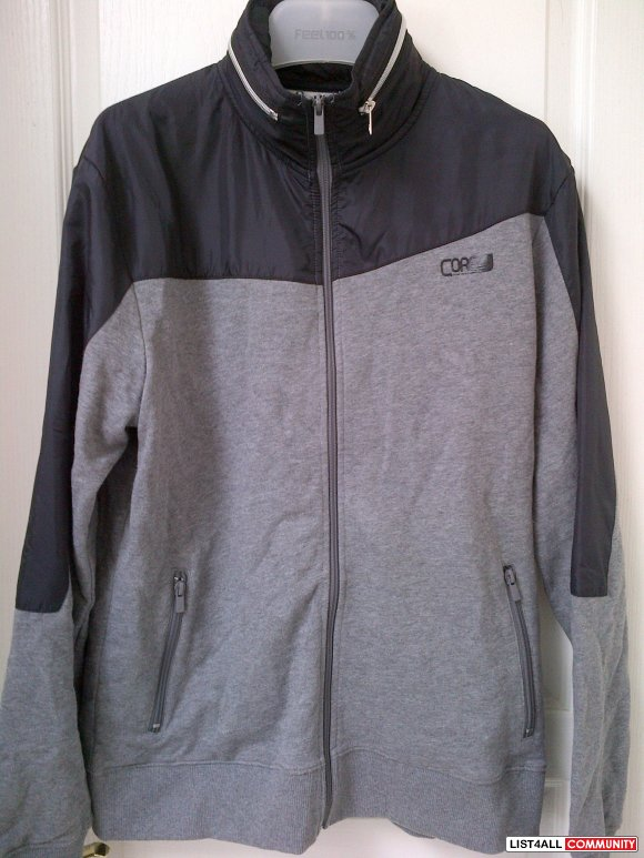 Jack & Jones zip up BNWOT**