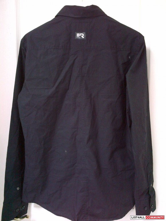 G-star Raw 'Logo' dress shirt