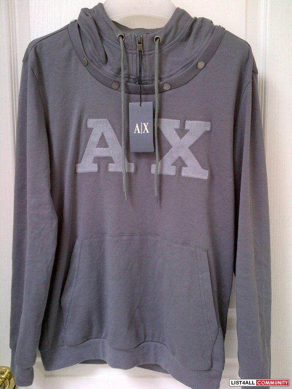 Armani Exchange pullover BNWT**
