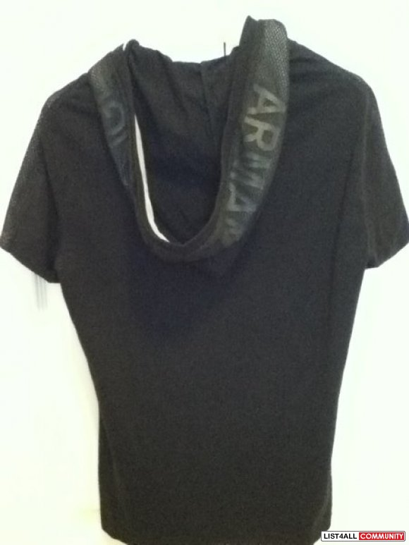 Armani exchange shirt pullover BNWOT**