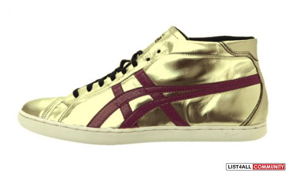 "Onitsuka Gold ""Seck MT"" High Top Shoes NEW**"