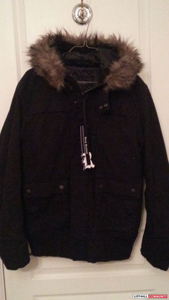 Rock Revival parka BNWT**