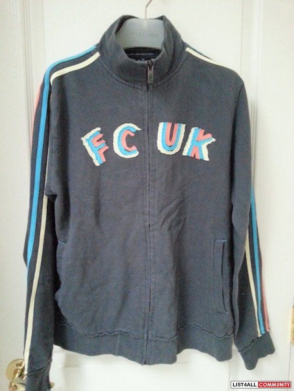 FCUK zip up