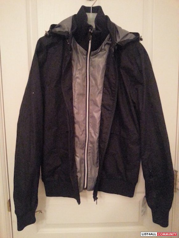 Zara zip up BNWOT**