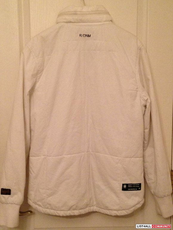 G-star jacket w/ zipped hood BNWOT**