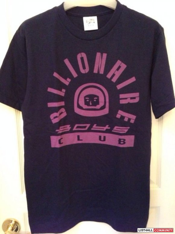 Billionaire Boys Club BBC Tee BNWT**